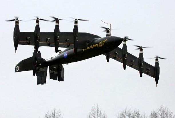 NASA、垂直に離着陸が可能なドローンの実用化に前進 - LINE NEWS