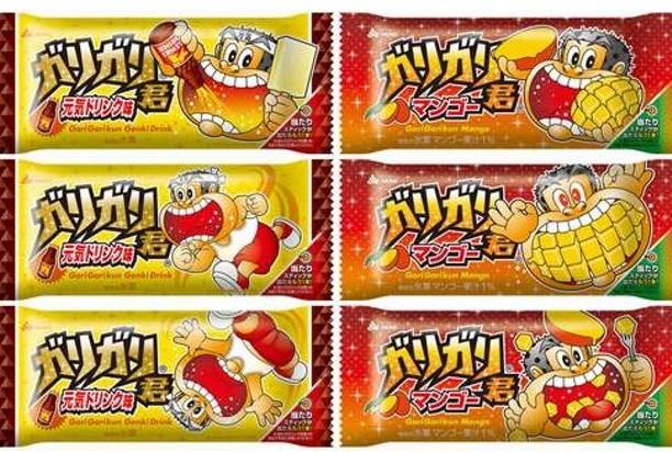 「ガリガリ君」元気ドリンク味&マンゴー味が同時発売 - LINE NEWS